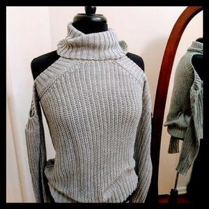 💥 MEGA SALE!! Open Shoulder Sweater